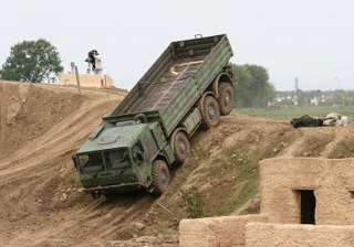 defence ministry had looked into tatra truck...