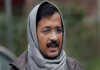 delhi election office submits report on kejriwal...