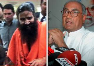 digvijaya singh alleges matchfixing by ramdev...