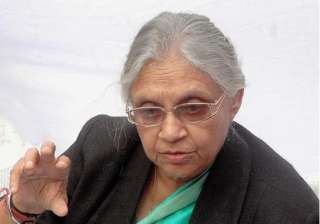 dikshit asks djb to reduce water supply to her...