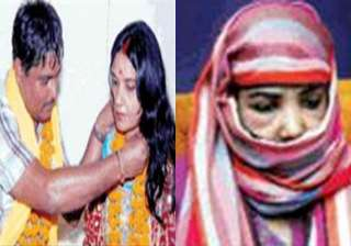 ditched by husband lucknow woman gives away baby...