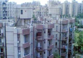bjp alleges bungling in dda draw for flats -...