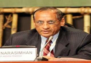 e s l narasimhan sworn in as governor of...