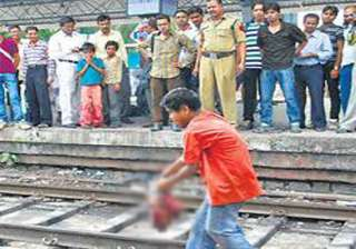earphones plugged in boy run over by train -...