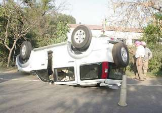eight killed in punjab accident - India TV