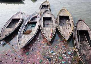 existence of ganga in danger claims environment...