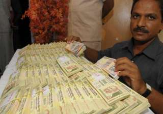 fake notes seized in hyderabad three held - India...