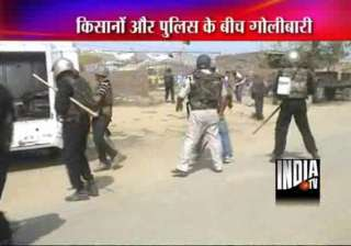 farmers unrest spreads to agra noida toll rises...