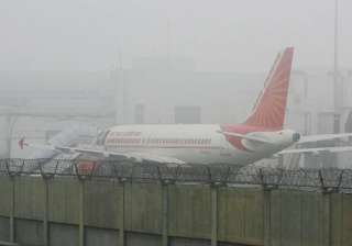 fog hits operations at igi over 200 flights...