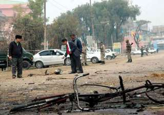 four injured in bomb blast in imphal - India TV