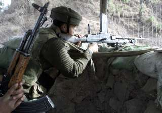 fresh ceasefire violations by pakistan in poonch...