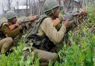 guerrilla hideout busted in jammu and kashmir -...