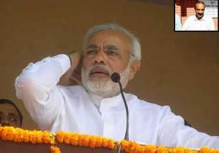 gujarat police officer names narendra modi in...