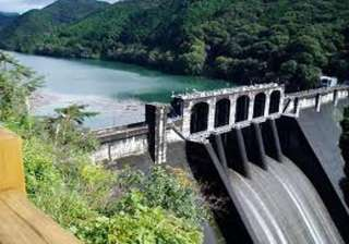 heavy rains in nashik water released from...