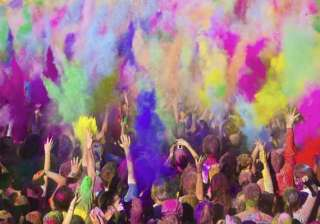 holi special know how colours relate to one s...