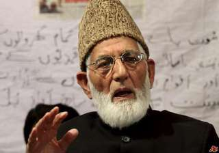 hurriyat leader opposes jk concert appeals to...