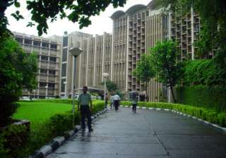 iits suggest all india screening test followed by...