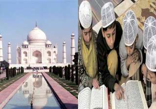 in pakistan students are being taught taj mahal...