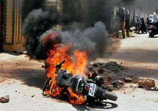 indefinite curfew continues in two areas of...