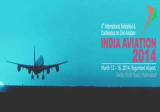 india aviation show to be held march 12 16 -...