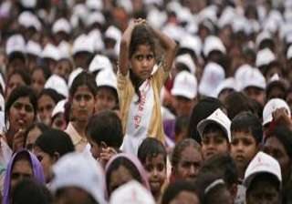 india gets poor 101st rank on global gender gap...