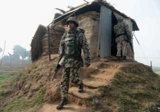 india rejects pakistan claim of firing in poonch...