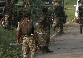 six militants nabbed hideout unearthed after...
