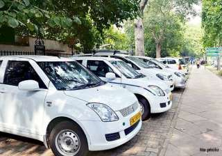 app based cab companies over running ban orders...