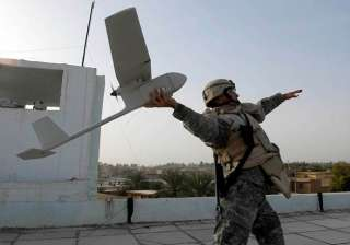 america s unmanned aerial vehicle raven to be...