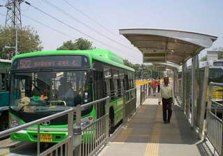delhi govt orders study of rs 400 cr brt project...