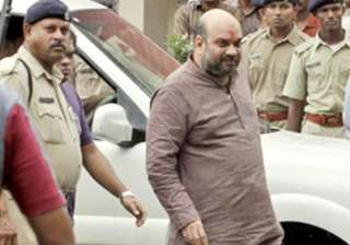 amit shah sent back to judicial custody till aug...