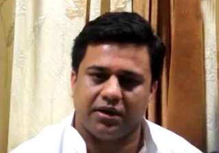 nbw issued against up minister for taking...