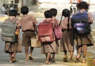 53 villages adopted for children enrollment in...