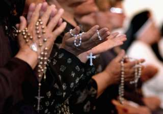 good friday observed in delhi with prayers -...