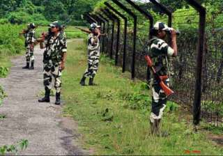 uneasy calm returns to jammu border - India TV