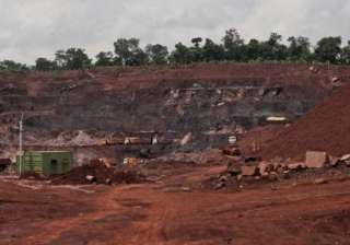 mining of iron ore from noamundi in couple of...