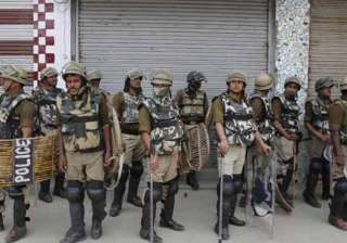 uneasy calm prevails in kashmir after teenager s...