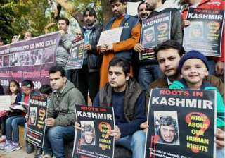 kashmiri pandits demand composite township amid...