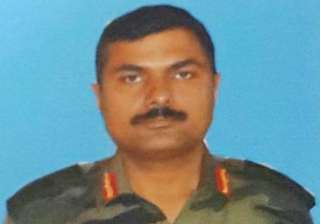 colonel mn rai martyred in kashmir leaves behind...