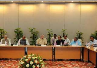 pm modi pushes for streamlining quake relief...