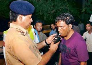 608 prosecuted for drunken driving on new year...