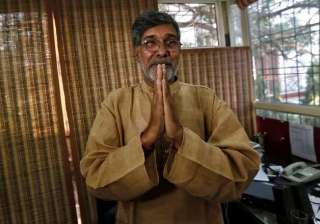 kailash satyarthi to visit taiwan from january 14...