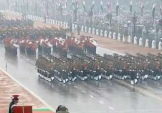 republic day parade first all women march by army...