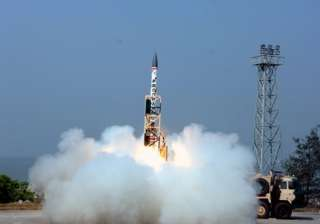 india s missile interceptor test off odisha coast...