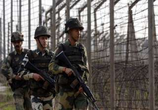 j k govt asks army to ensure fencing of areas...