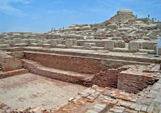 up village could have possible harappan link -...
