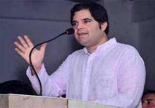 varun to lead dharna to demand compensation for...