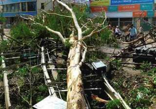 storm toll rises to 54 in bihar - India TV