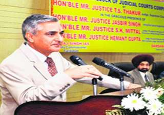 judiciary expected to act in case of governance...