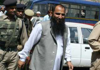 j k police add sedition charge to masrat alam s...